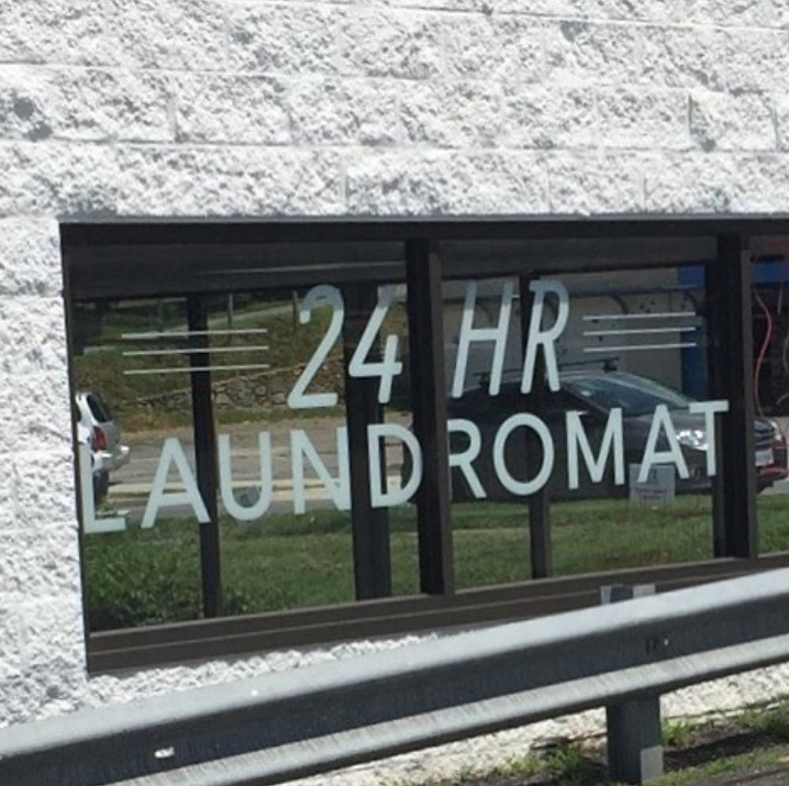 24 Hours 7 Days a Week Laundromat Lynchburg VA