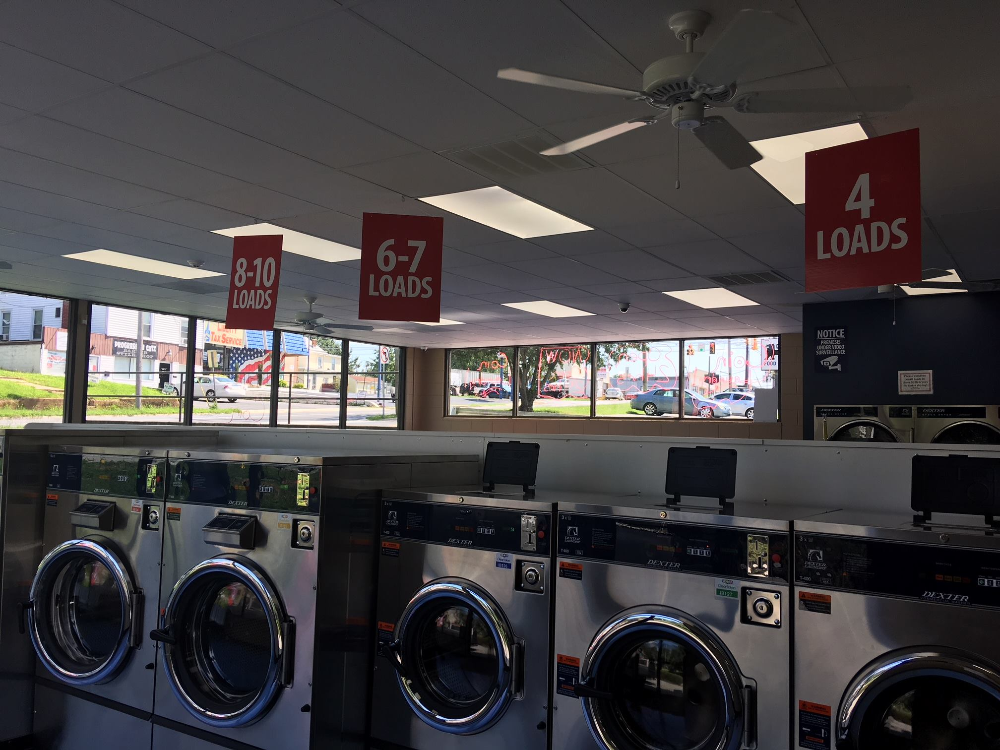 Laundromat Madison Heights