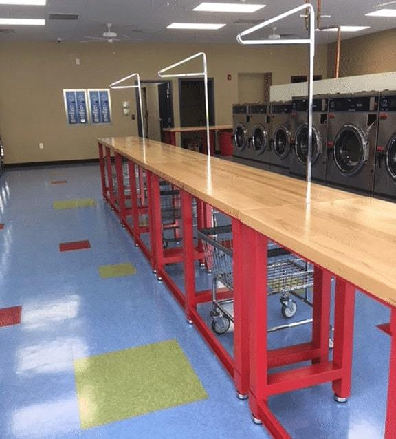 Laundromat Lynchburg [24 Hour Coin Laundry] New Washers & Dryers
